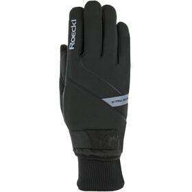 Roeckl Turin Extra warme X-Country handschoenen, zwart